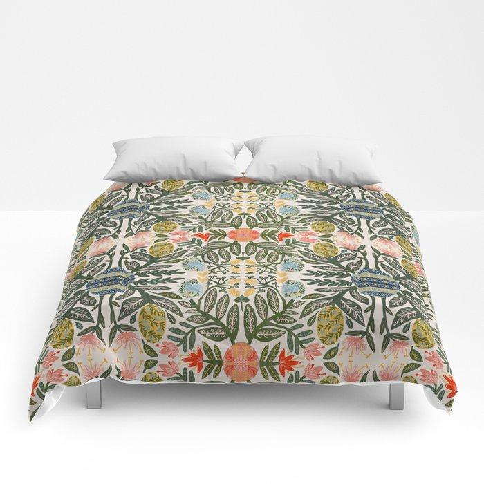 Pyansky Egg Plant Comforters