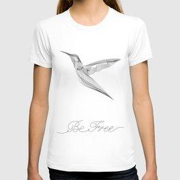Flying Hummingbird T-shirt