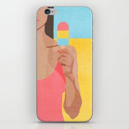 Fair and Square iPhone Skin
