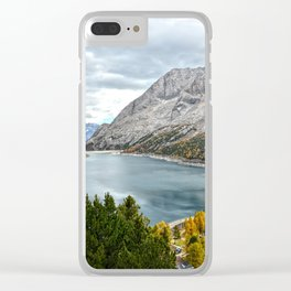 Marmolada Clear iPhone Case