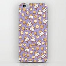 Space Toast iPhone Skin