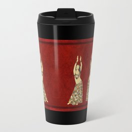 Belly dancer 3 Travel Mug