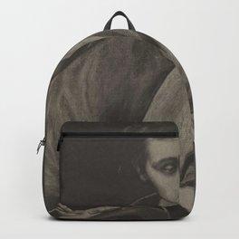El Greco - Saint John the Evangelist (Henke) Backpack