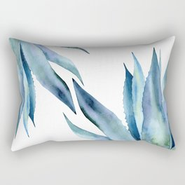 Agave plant. Rectangular Pillow