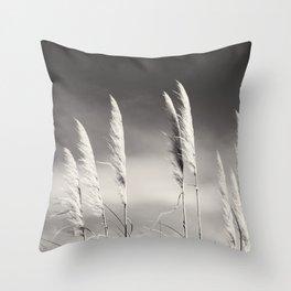 Toi Toi Throw Pillow