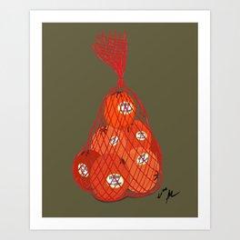 Billie H. Art Print