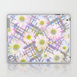 Daisy Plaid Laptop & iPad Skin