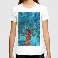 palm tree T-shirts featuring Palm Tree by DistinctyDesign