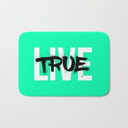 Live True Bath Mat
