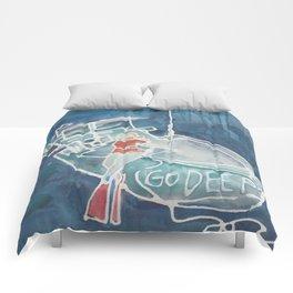 Go Deep Comforters