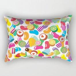 Candy (Sweetheart) Rectangular Pillow