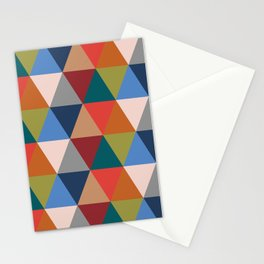 Geometric No.2 Stationery Cards