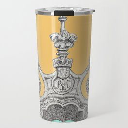 Portal Manuelino. Olivenza. Travel Mug