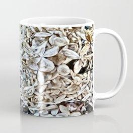 Dried Flowers Coffee Mug