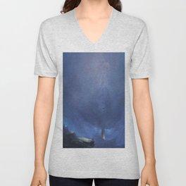 Shrouded Wanderer Unisex V-Neck