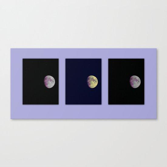 82% Visible Canvas Print