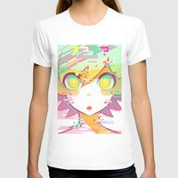glitch T-shirts featuring ♢GLITCH♢ by XENVITA