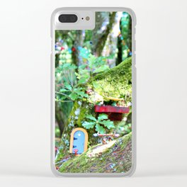 Treehouse Clear iPhone Case