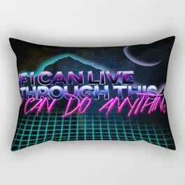 Champion - Poster Rectangular Pillow