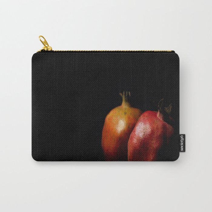 Autumn Pomegranate Carry-All Pouch
