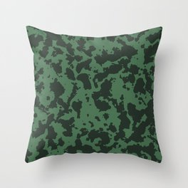 Military pattern Throw Pillow