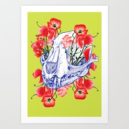 Deathvslife5 Art Print