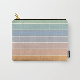 Gradient Arch - Rainbow III Carry-All Pouch