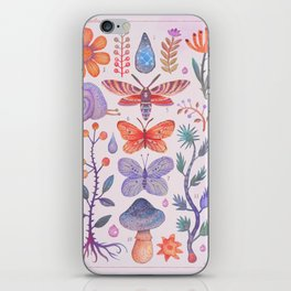 Et coloris natura III iPhone Skin