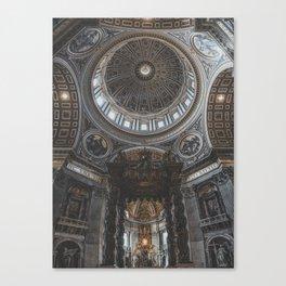 Vatican City II Canvas Print