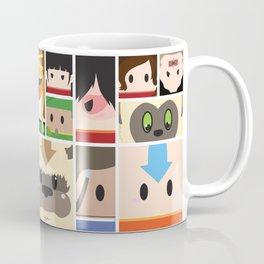 The Four Nations Coffee Mug