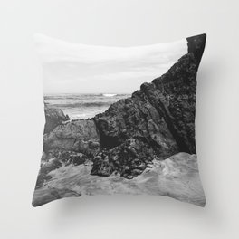 Fort Bragg Throw Pillow
