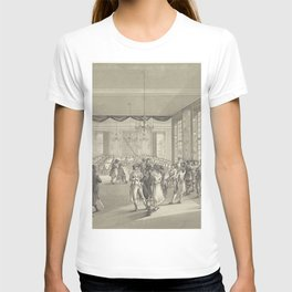 Johan Daniël de Gijselaar - Algemene Centrale Vergadering in Den Haag, 1795 T-shirt