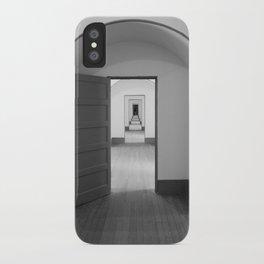Through The Doors iPhone Case