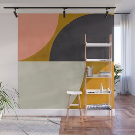 geometric art III Wall Mural