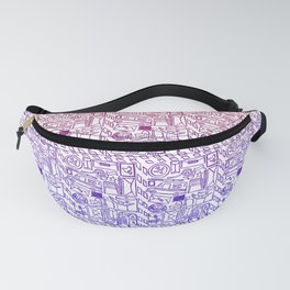 Snail Mail Fanny Pack