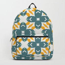Hailey sporty pattern Backpack