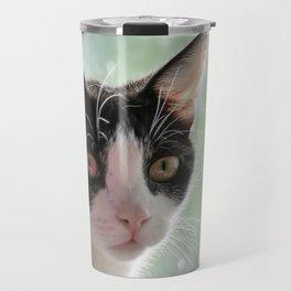 I Like Cats Travel Mug