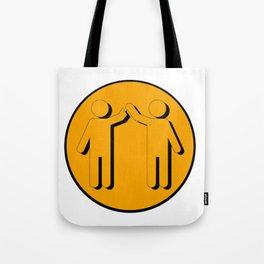 Hight five Tote Bag