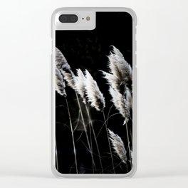 Grass 4 Clear iPhone Case