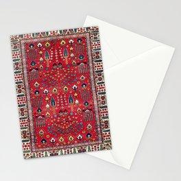 Bakhtiari Central Persian Garden Print Stationery Cards