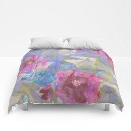 Flora #2 Comforters