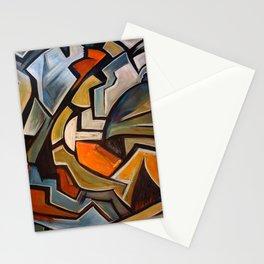 La Duree de Vie Moyenne d'un Papillon Stationery Cards