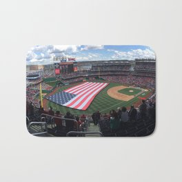 Opening Day 2016; Nationals Park Bath Mat