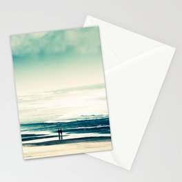 Lovers Ocean Oregon Stationery Cards