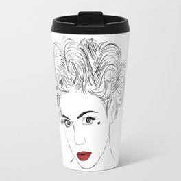 Primadonna Girl - Electra Heart Travel Mug