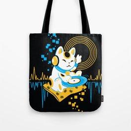 DJ Maneki Tote Bag