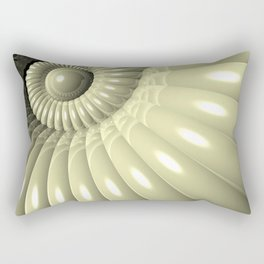 Shell of Repetition Rectangular Pillow