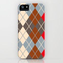 Shinbone's Gray Trench Dress 5 iPhone Case