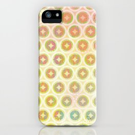 Star Dots iPhone Case
