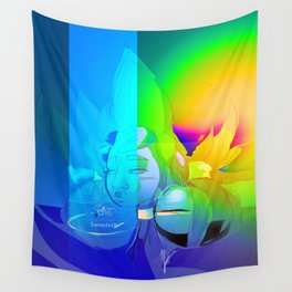 The Divine in the Drift Wall Tapestry